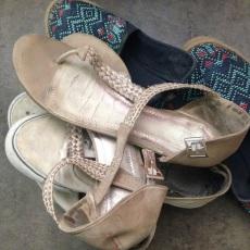 My Wandering Feet